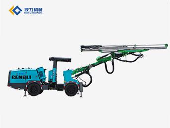GZ1-II单臂掘进钻车
