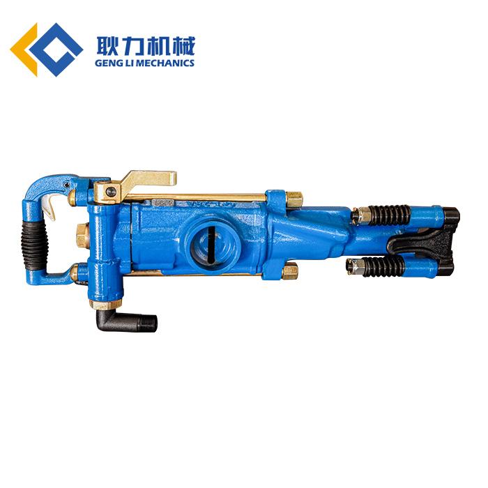 YT28凿岩机油管连接维修保养的方法