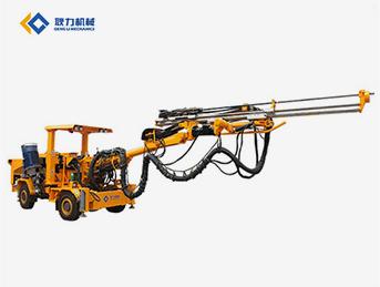 GLZ1 全液压掘进钻车