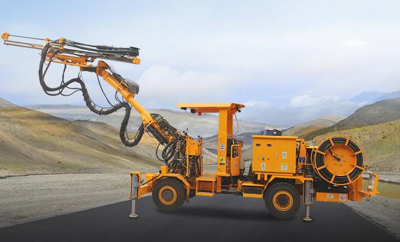 通过这四点措施可大大提高凿岩台车钻孔精度!